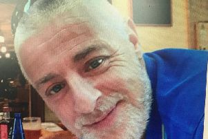 MISSING - 'Barry' Johnston.