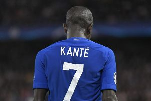 N'Golo Kante is set to sign a new deal with Chelsea.