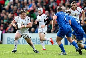 Ulster tighthead prop, Ross Kane