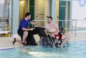 Antrim and Newtownabbey council launches Poolpods for Leisure Centres