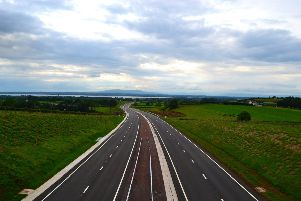 Traffic to switch onto a seven kilometre stretch of the new A6 dual carriageway between M22 and Toome