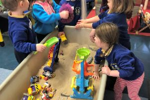 Ballymena Nursery (submitted picture)