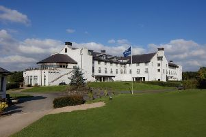 The Hilton Templepatrick Golf and Country Club is one of just a few hotels in Northern Ireland with its own golf course on site.
