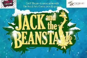 Jack and the Beanstalk coming to the Braid.'submitted image