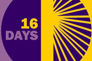 Women's Aid ABCLN seeking support during '16 Days of Action'