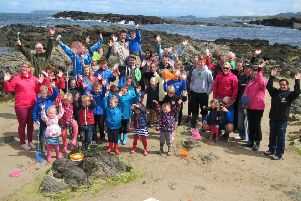 National Marine Week from July 29th to August 13th offers endless opportunities to smell the seaweed, savour the sound of lapping waves, whilst searching for wild treasures around our shores
