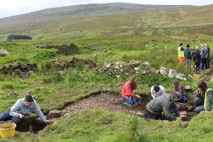 A community archaeology project will take place in Glenballyeamon.