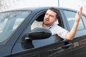 The 50 top bugbears for drivers has been revealed