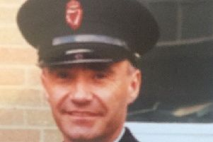 The inquest heard that Inspector Peter Magowan was worried about the potential loss of his job