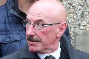 Liam Beckett said he was letting his head rule his heart with his decision