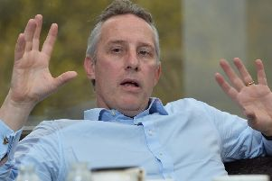 Ian Paisley would face a by-election if 10% of the North Antrim electorate signed a petition of recall