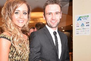 Janine Brolly and William Dunlop