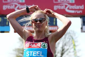 Gemma Steel adds to the top women's field