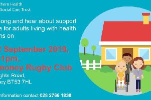 Find out more about health and wellbeing support available in the Ballymoney area