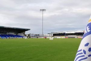 Coleraine are planning to install a 4G surface at The Showgrounds