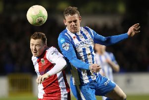 Aaron Canning challenges Shayne Lavery