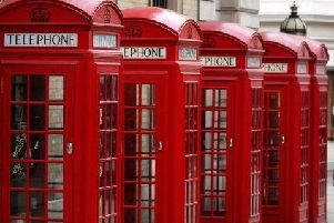 'Adopt' a phone box for just £1