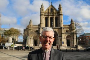 Archdeacon Stephen Forde.  INLT 44-731-CON