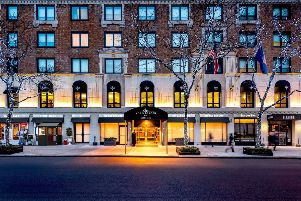 The Beacon Hotel in New York's Upper West Side.