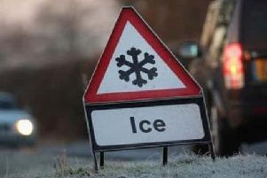 WEATHER ALERT: Ice warning for Sunday into Monday