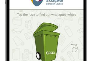 Why not download the free Bin-ovation app.
