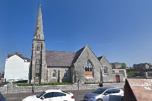 First Presbyterian Church (Non Subscribing), Newry. Pic by Google