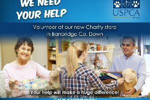 Volunteers wanted for the new Banbridge store