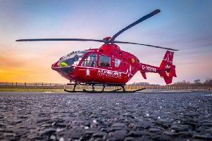 Armagh City Hotel will host a Fund Raising event for Air Ambulance Northern Ireland