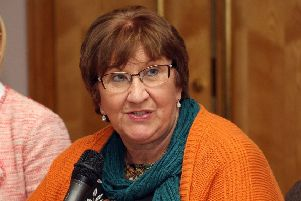 Dolores Kelly is a former member of the Policing Board