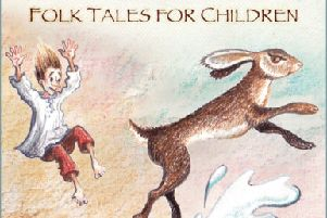 Doreen's book tells folk tales