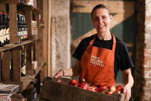 Banbridge in for a real treat later this month as Food and Cider Festival returns