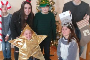 Dromore Methodists are gearing up for a Christmas Tree Festival