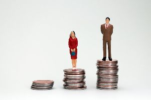 The Gender Pay Gap report