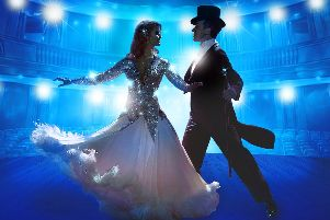 Anton Du Beke and Erin Boag have announced new tour