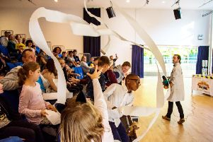 Literature's so boring. Not. A scene from last year's event. Photo: Neil Simmons/Modern Parlance Photography
