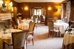 The Dining Room at Mallory Court