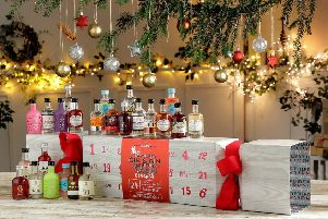 Flavoured Gin Cracker from First4Hampers