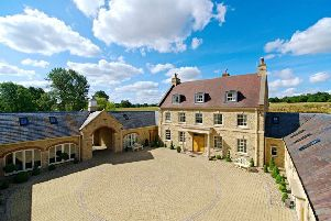 Take a look at this exquisite £3million home!