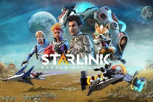 Starlink is best enjoyed on Nintendo Switch
