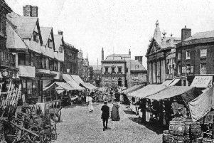 How Banbury's market has changed over time