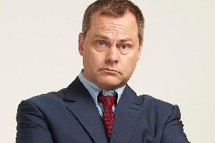 Jack Dee will be at Chipping Norton Theatre on April 12. Photo: Jay Brooks