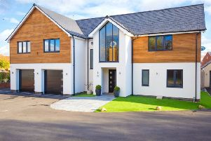 Contemporary and bright - could this be your dream home?