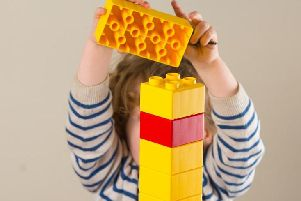 Oxfordshire toddlers' development is slightly above average in England