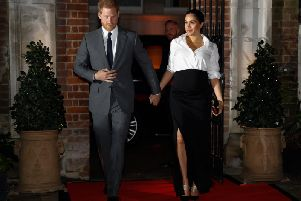 Prince Harry, Duke of Sussex and Meghan, Duchess of Sussex. Photo: Getty Images