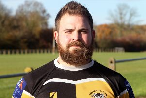 Tom Corby scored a try late on but Shipston lost crucial game