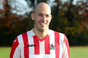 Easington Sports manager Ben Milner saw his side knocked out of their second semi-final