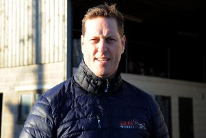 Chipping Norton trainer Charlie Longsdon moved on to 34 winners for the season