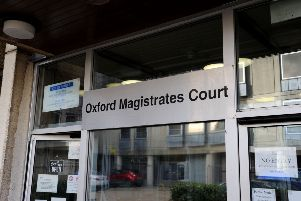 Oxford Magistrates Court. NNL-190219-182753009