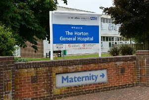 The Horton General Hospital, Maternity Unit, in Banbury whose future is under discussion NNL-160706-143655009