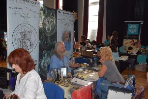 A previous Mind, Body and Spirit Show
